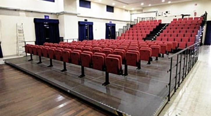 Nuova apertura per il Teatro del Lido di Ostia
