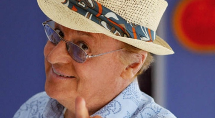 Renzo Arbore in tour per le librerie con My American way
