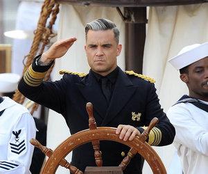 Robbie Williams, il nuovo singolo Go Gentle