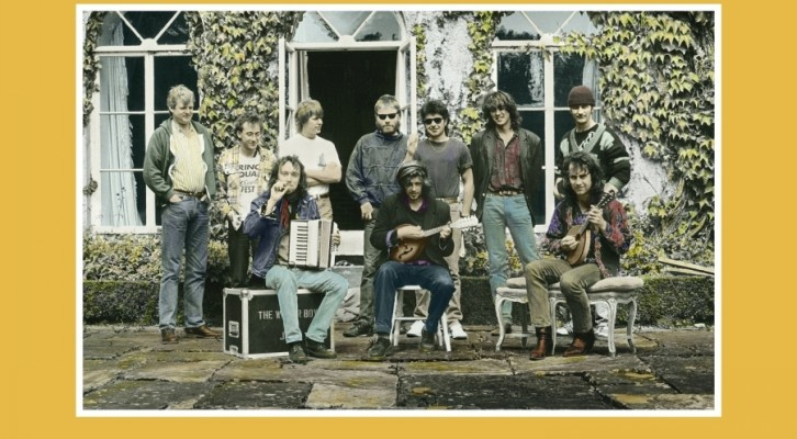 The Waterboys – Fisherman's Box
