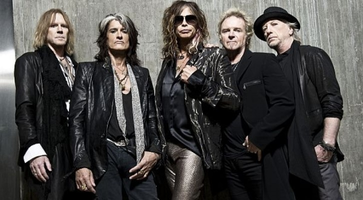 Aerosmith: unica data italiana