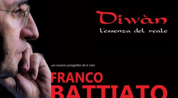 Continua il tour di Franco Battiato con Diwan
