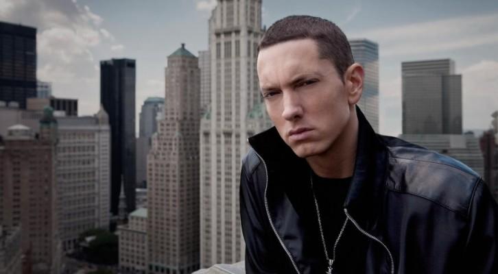 Eminem, l'artista internazionale più venduto in Italia