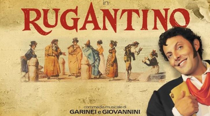 Enrico Brignano e il suo Rugantino