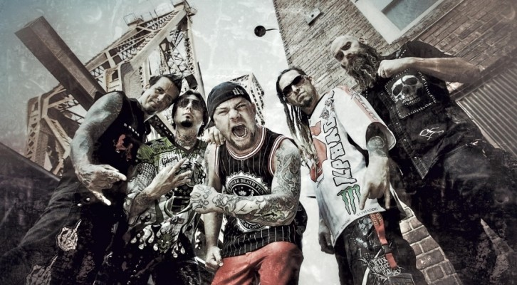 Five Finger Death Punch in Italia a Marzo