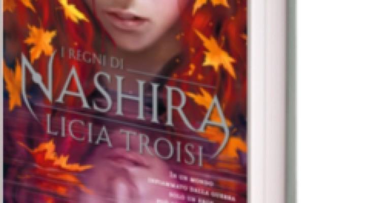 Licia Troisi presenta Il Sacrificio della saga I Regni di Nashira
