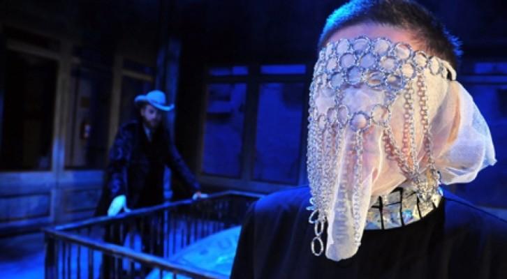 Maria Paiato in Medea diretto da Pierpaolo Sepe