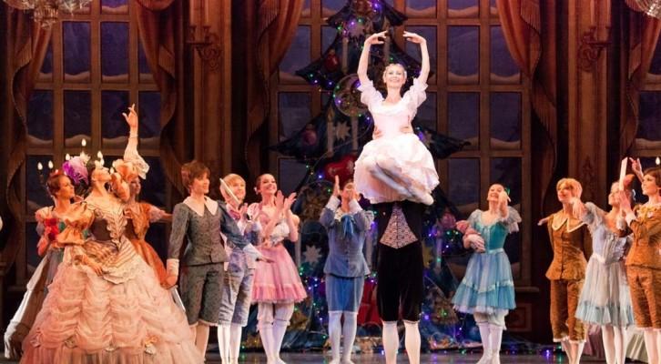 La Classique di Mosca presenta Lo Schiaccianoci al Teatro Bellini