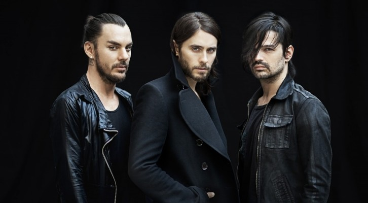 Thirty Seconds To Mars al Postepay Rock in Roma