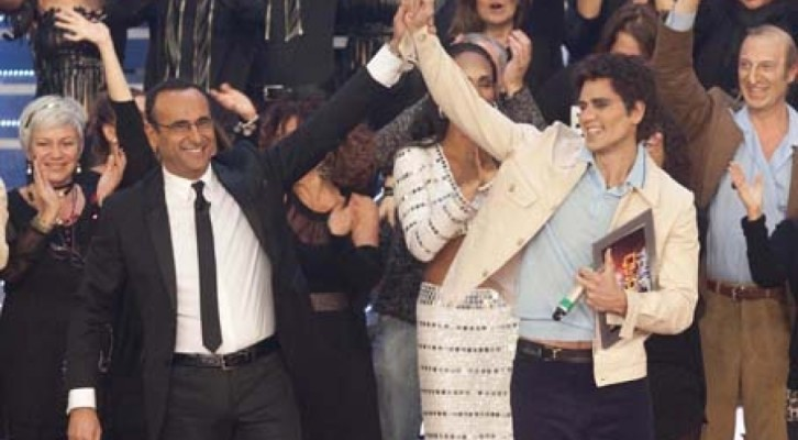 Attilio Fontana è Il Super Campione di Tale e Quale Show