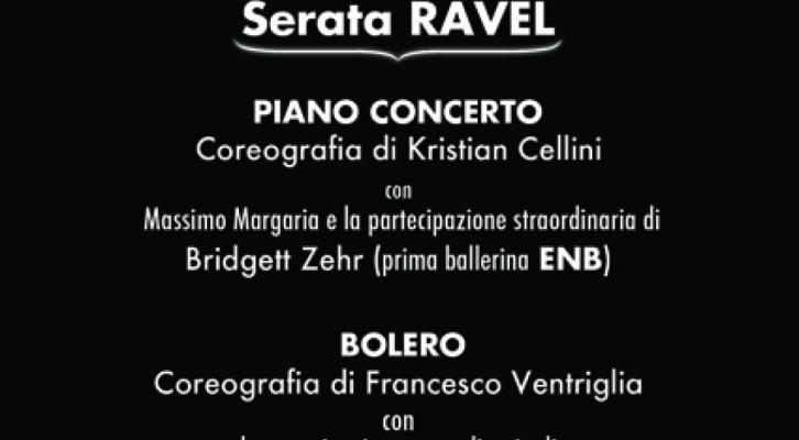 Con Serata Ravel debutta al Teatro Olimpico di Roma la Compagnia DUENDE