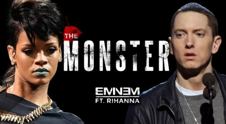 """Eminem è online il video dell'hit mondiale """"The Monster"""""""
