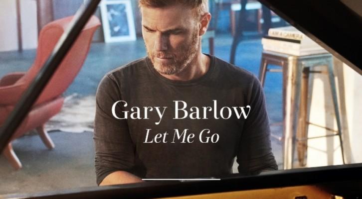 Gary Barlow, arriva anche in Italia Let me go