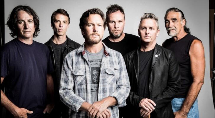 I Pearl Jam in Italia a giugno