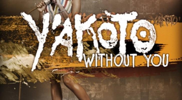 Without you è il primo singolo in radio di Y'Akoto