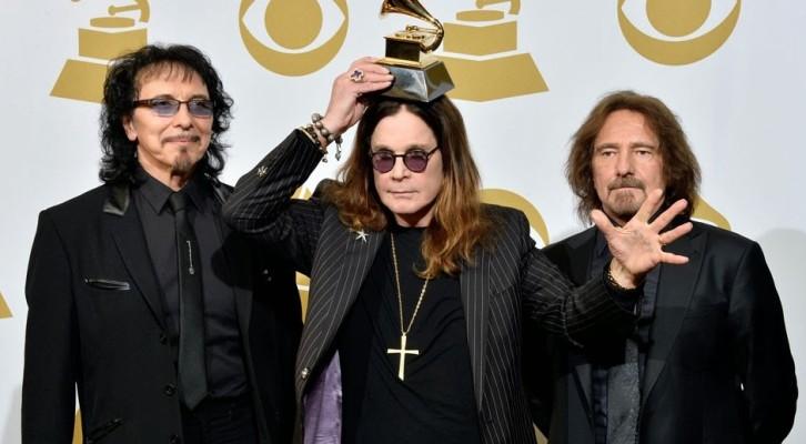 I Black Sabbath aggiungono un altro Grammy Awards alla loro collezione