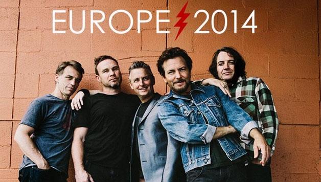 """""""Getaway"""", il nuovo singolo dei Pearl Jam"""