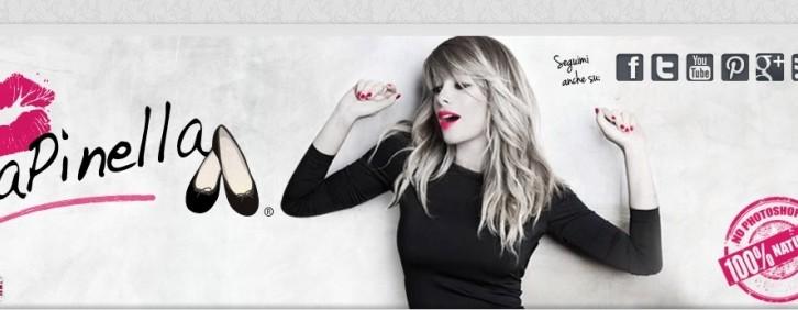 Alessia Marcuzzi, il suo Lapinella tra i 99 fashion & beauty blogs piú influenti nel mondo