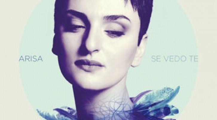 """Arisa, svela la copertina  del nuovo album """"Se vedo te"""""""