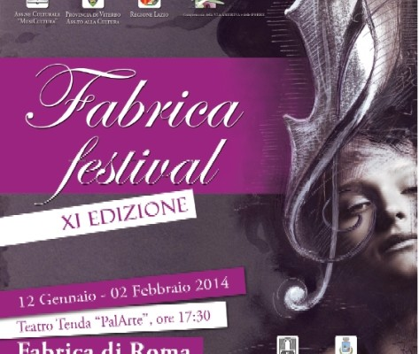 Fabrica festival XI edizione