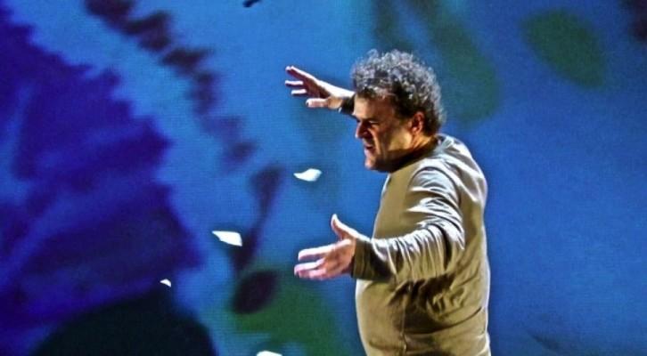 Fantasmagorico Pippo Delbono al Teatro Argentina