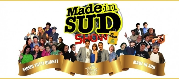 In tour con Made in Sud