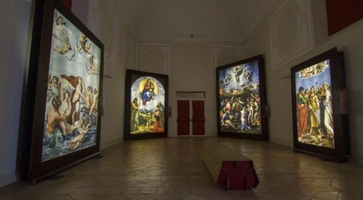 Napoli capitale d'arte: la Mostra Impossibile di Leonardo, Raffaello e Michelangelo
