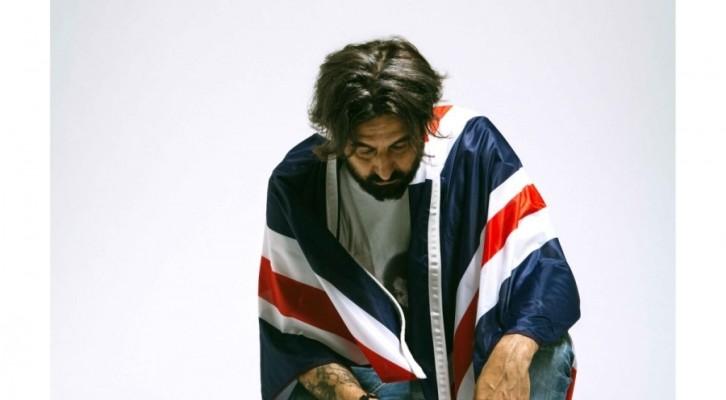 """Omar Pedrini, in radio """"Che ci vado a fare a Londra?"""" featuring The Folks"""