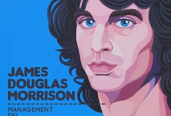 James Douglas Morrison il nuovo album di Management del Dolore Post-Operatorio