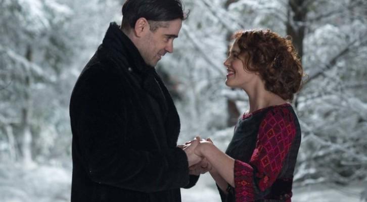 Colin Farrell con il dono della reincarnazione in Storia d'Inverno