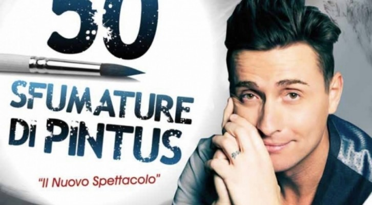 "Angelo Pintus in ""50 sfumature di… Pintus!"""