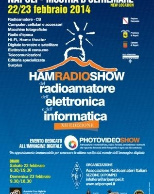 Approda a Napoli HamRadioShow