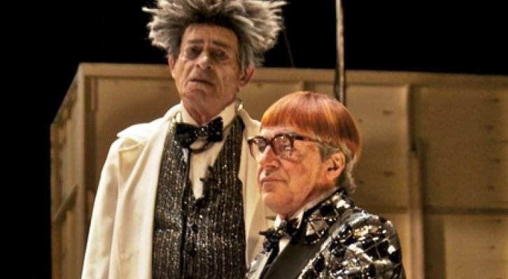 I ragazzi irresistibili di Neil Simon con Eros Pagni e Tullio Solenghi