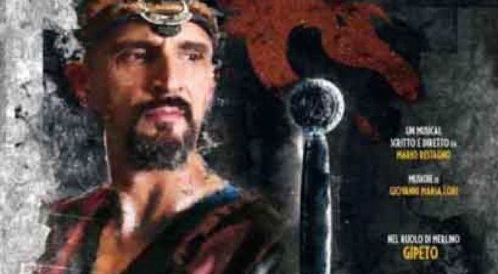 Il debutto nazionale a Milano del musical Excalibur – La spada nella roccia