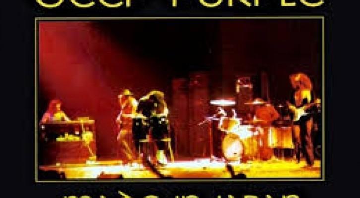 Made in Japan dei Deep Purple viene ripubblicato in multiformato  dalla Universal