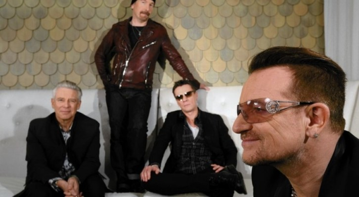 "U2, rendono visibile ""Invisible"""