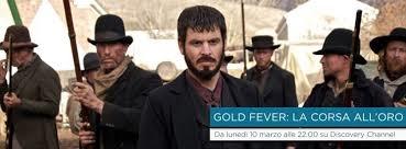 Gold fever: la corsa all'oro su Discovery channel