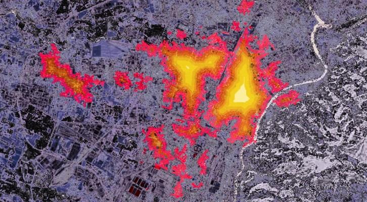 Urban sensing, come si evolvono i centri urbani in tempo reale attraverso i social
