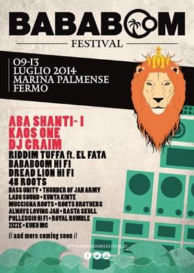 Bababoom festival 2014