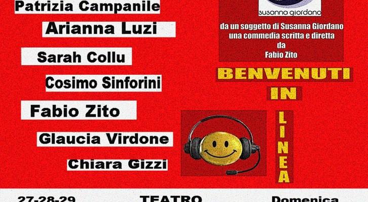 Grande successo per Benvenuti In Linea al Teatro Trastevere