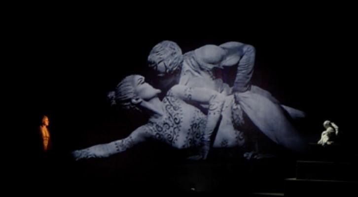 De Fusco racconta la passione di Antonio e Cleopatra