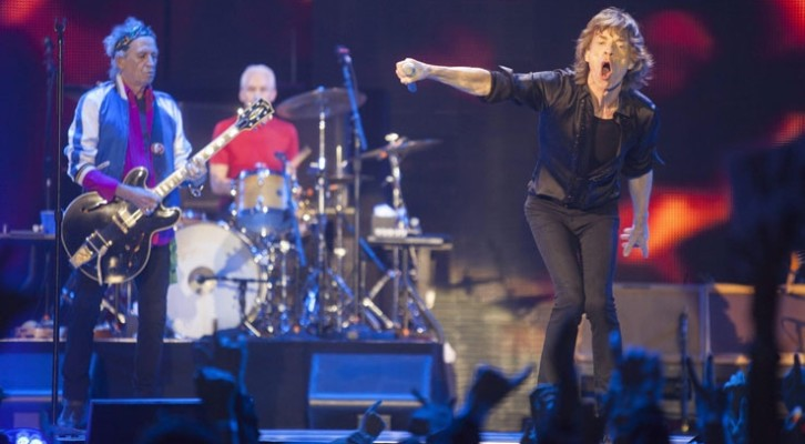 I Rolling Stones a Roma