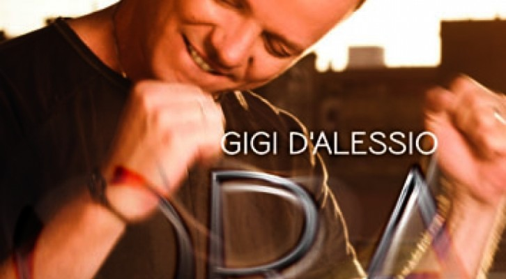 Gigi D'alessio, al primo posto della World Music Chart di Billboard