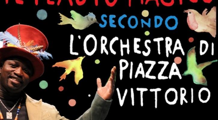 Il Flauto Magico secondo l'Orchestra di Piazza Vittorio