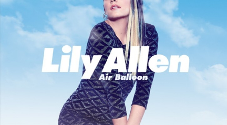 Lily Allen vola in alto con Air Ballon