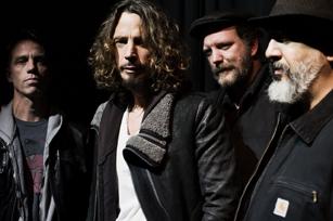 Grande ritorno dei Soundgarden