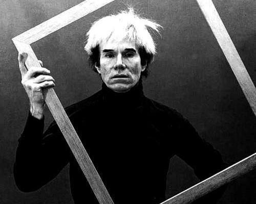 Andy Warhol al Pan di Napoli