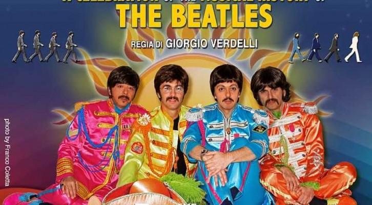 Al Trianon, tutta la Revolution dei Beatles con i Beatbox