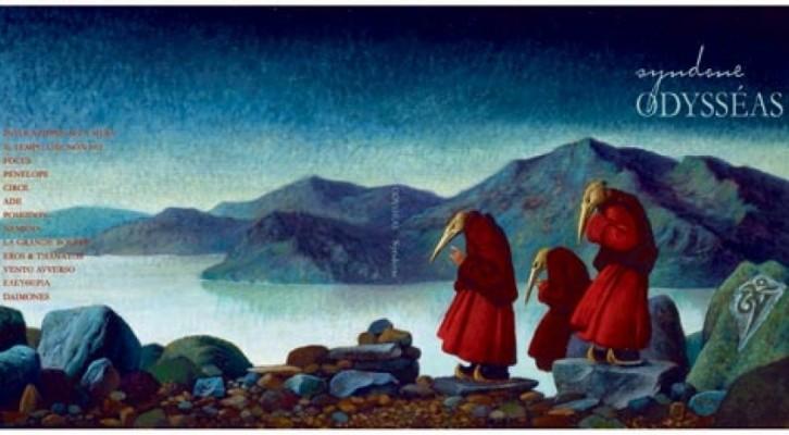 Arriva Odysséas, il terzo attesissimo album dei Syndone