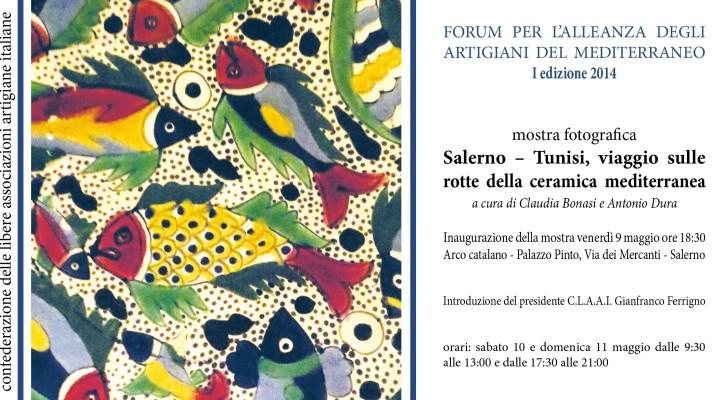 Salerno viaggia sulle rotte della ceramica mediterranea